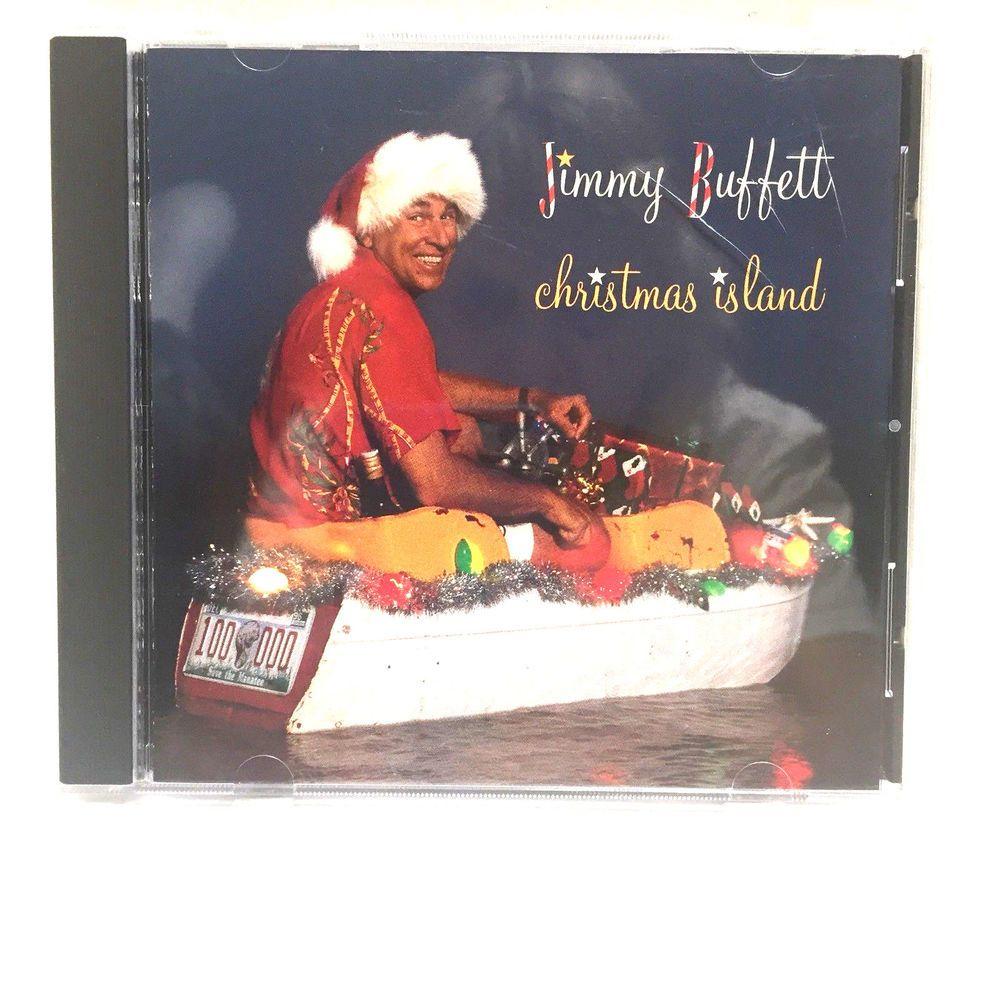 Jimmy Buffett Christmas Island Music CD 008811148928 | eBay & E ...