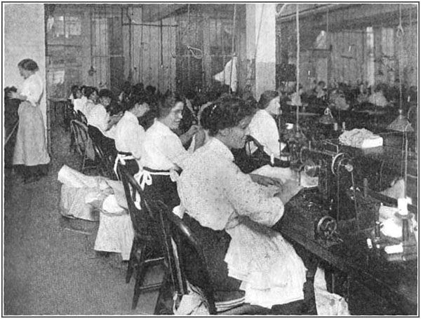 an analysis of the womens work in the industrial revolution Start studying women ( in the industrial revolution) learn vocabulary, terms, and more with flashcards, games, and other study tools  what types of work did .