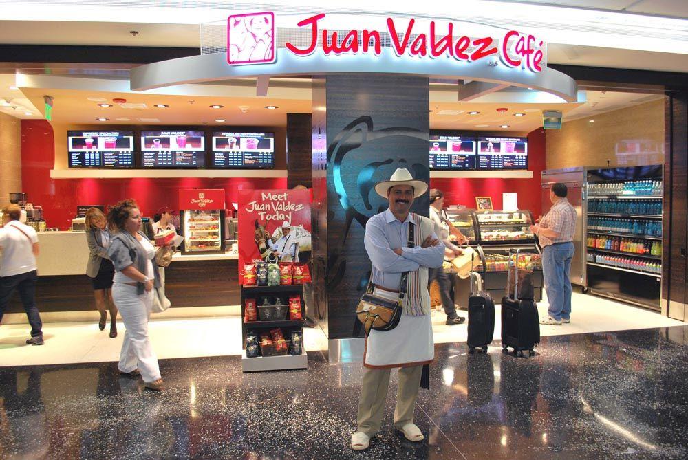 Colombian coffee company Juan Valdez kicks off U.S