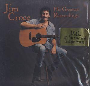 Jim Croce - His Greatest Recordings (Vinyl, LP, Album) at Discogs
