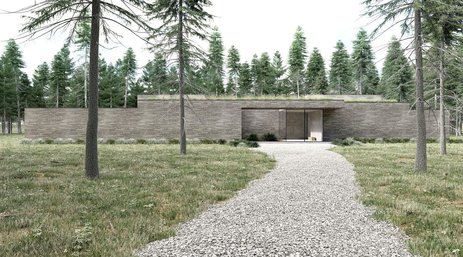 Vande Moortel Facing brick infinitum 7012   Shaping Places with ...