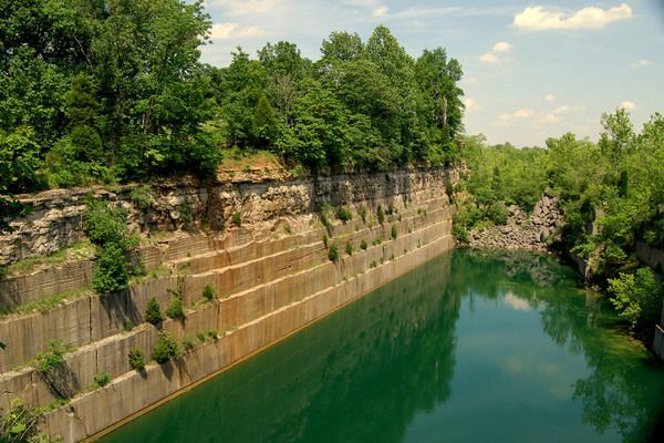 Empire Quarry | Oddities & Wonders in Southern Indiana