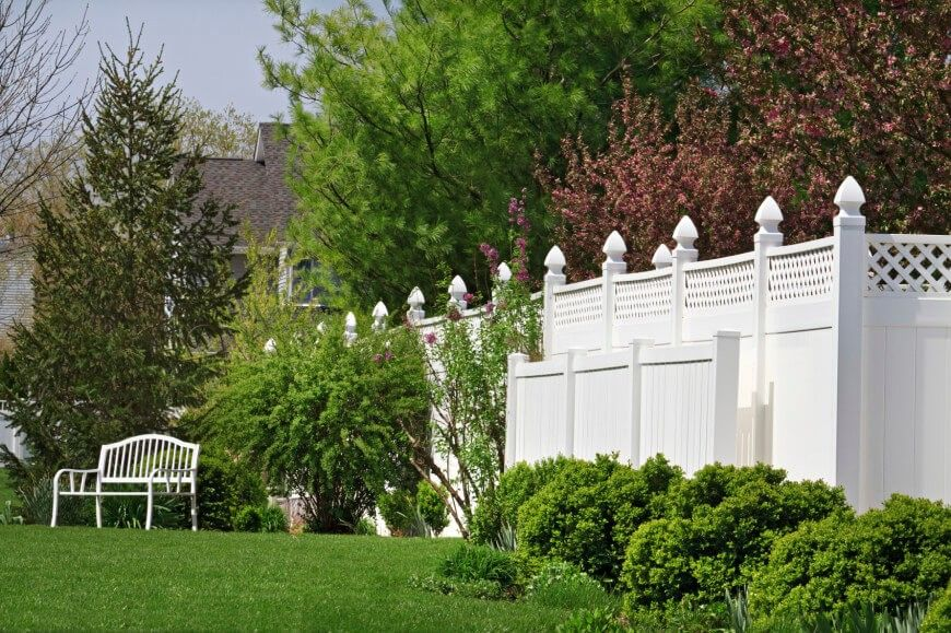Best Non Fading Vinyl Fencing Provider For Lowes Buy Vinyl 400 x 300