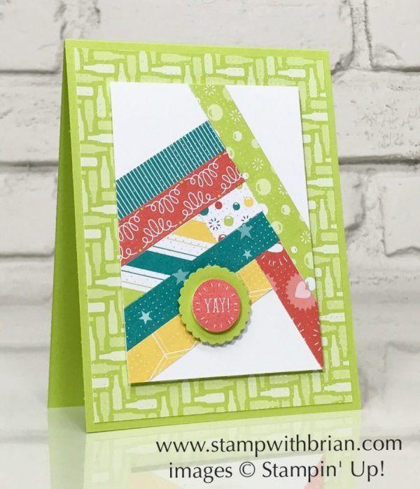 Bubble Over, Bubbles & Fizz Designer Series Paper, Stampin\' Up ...