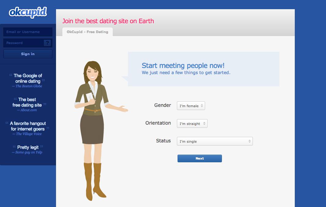 Kostenlose und gute online-dating-sites