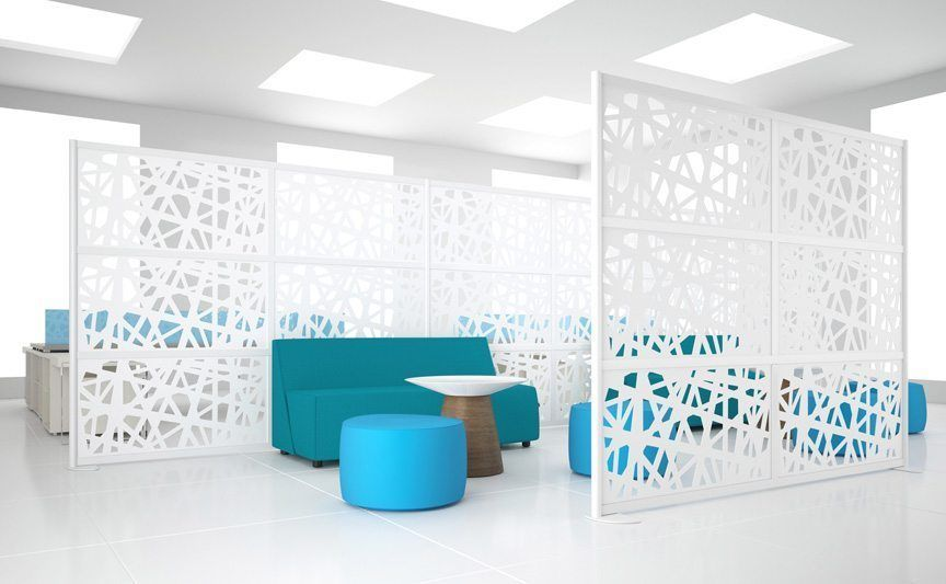 Merveilleux Modern Office Screens Love This As A Modern Office Divider Of Space.