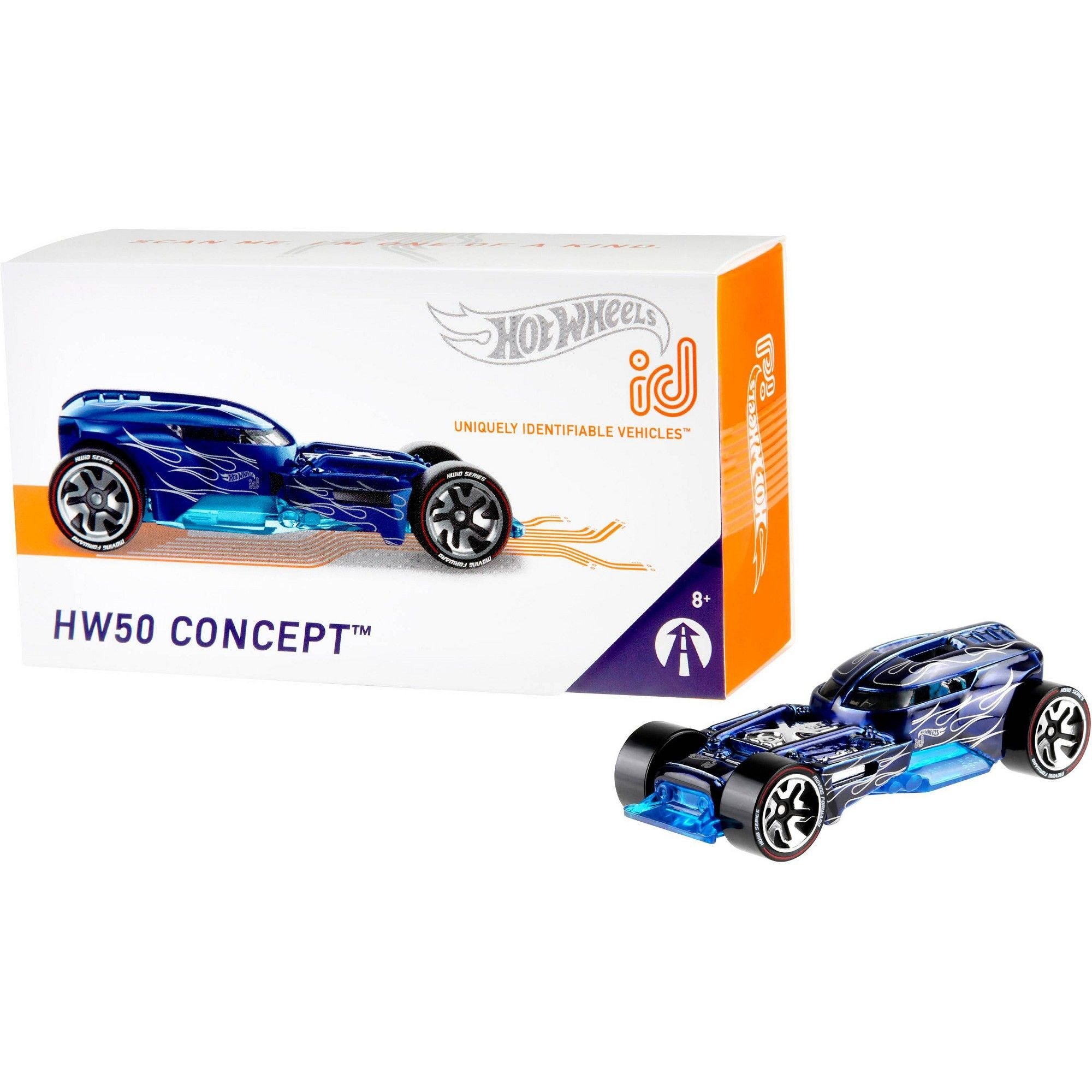 Hot Wheels Id 50th Anniversary In 2020 Hot Wheels Hot Wheels Races 50th Anniversary