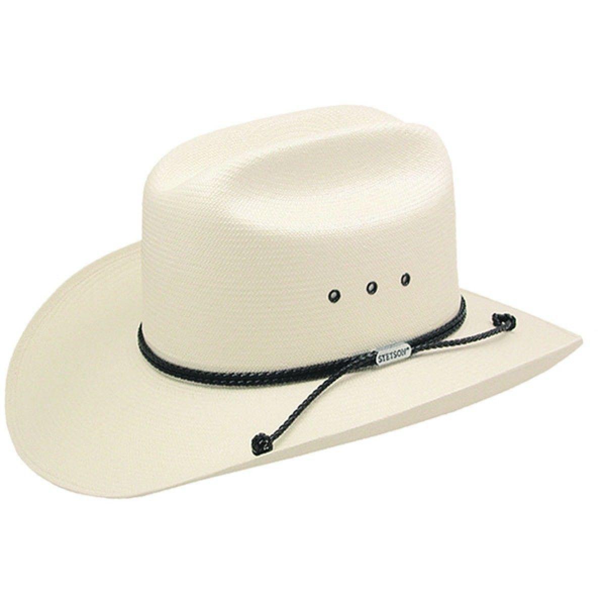 Stetson Carson - (10X) Straw Cowboy Hat  bc8c1ce7fc97