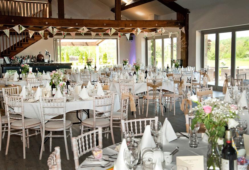 The Wedding Barn North Yorkshire Venue