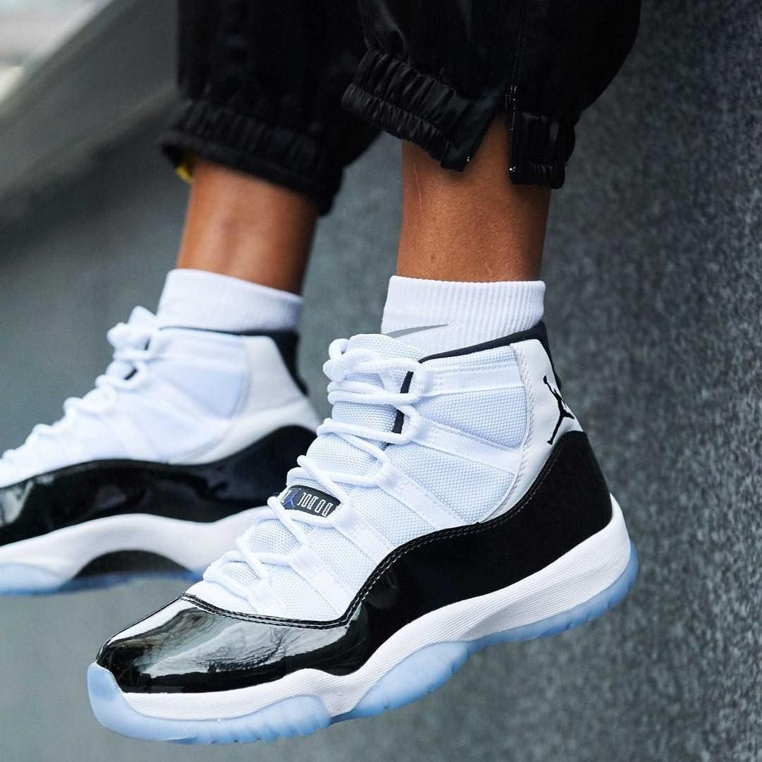 reputable site 7690c 29852 Air Jordan 11 Retro « Concord » | Fresh Sneakers | Jordans ...