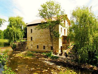 the island mill getaway miller s retreat prince edward county rh pinterest ca