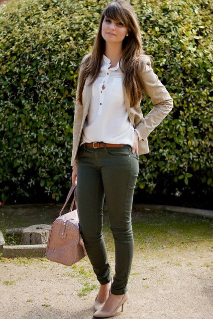 Pinterest Verde Verdes Pantalones Trendtation Pantalón wXAEqq b1fdb7f69548