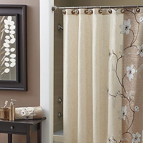 70 Inch Long Curtains.Croscill Magnolia 70 Inch X 72 Inch Stall Shower Curtain