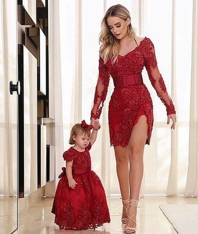 Vestidos Ropa Madre E Hija Vestidos Mama Hija Y Vestidos