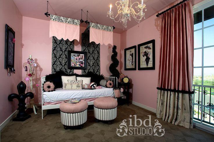 Pink And Black Bedroom Designs Interesting Pink Black Bedroom Adult  Google Search  Bedrooms  Pinterest Decorating Inspiration