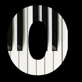 Monica Michielin Alfabetos Piano Alfabeto Png Para Facebook E Twitter Piano Alphabet Music Accessories