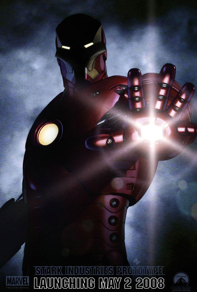 Iron Man Poster: 50+ Printable Posters Collection (Free