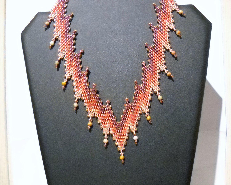 Treasure Trove NYC Crazy Lace Agate Pendant