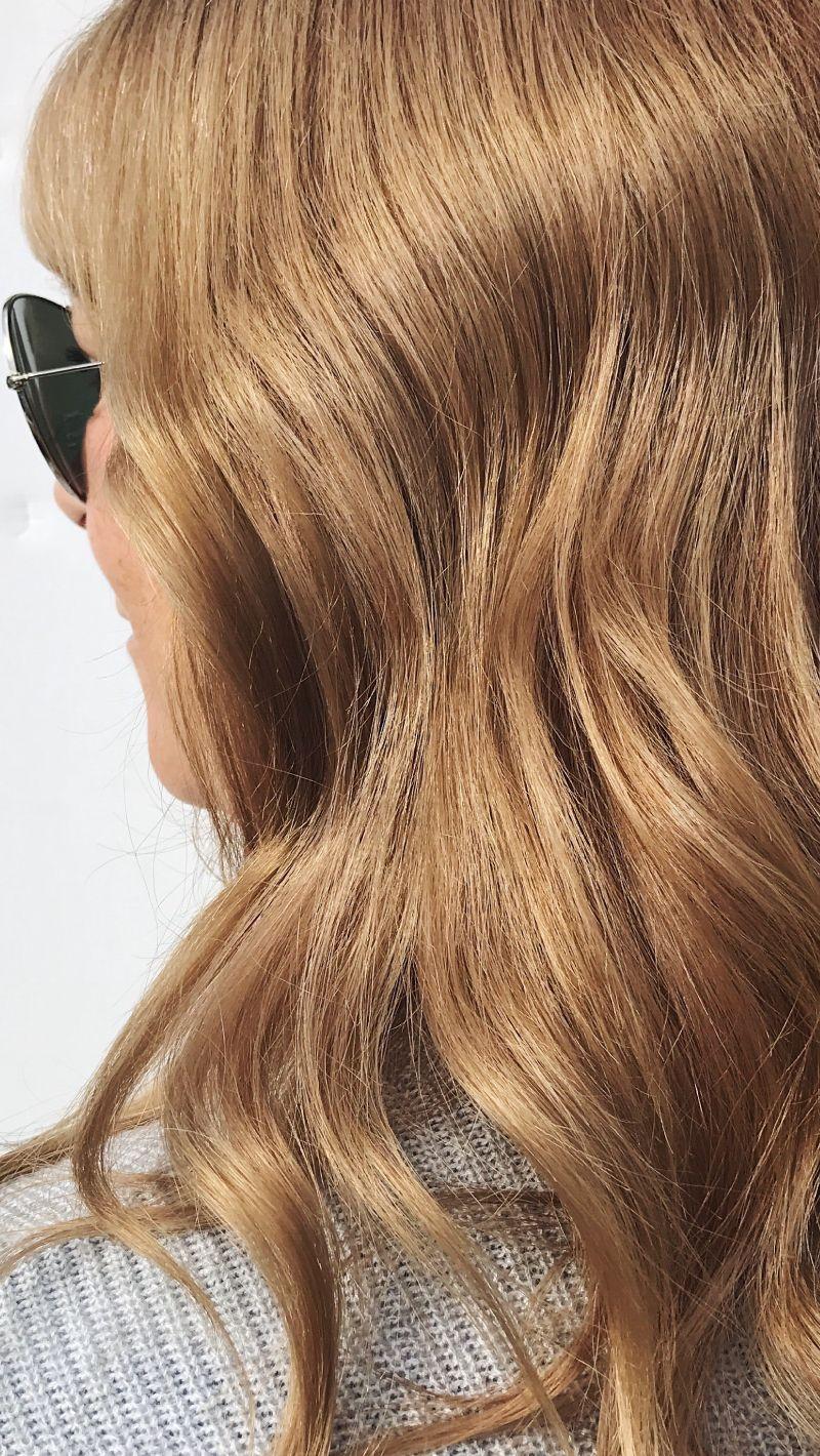 How to hazelnut blonde hairstyle pinterest blonde hair dark