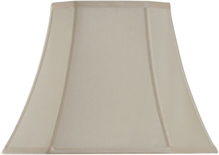 Jcpenney Lamp Shades Interesting Jcp Home Jcpenney Hometm Cutcorner Bell Lamp Shade  Products Design Ideas