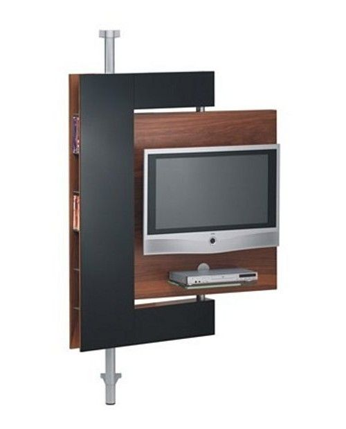 Tv Stand With Rotating Mount