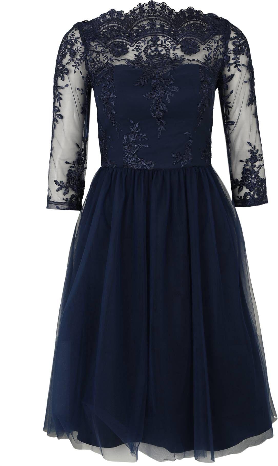 Blackberry noble dress | Black Style | Pinterest | Kleider lang ...