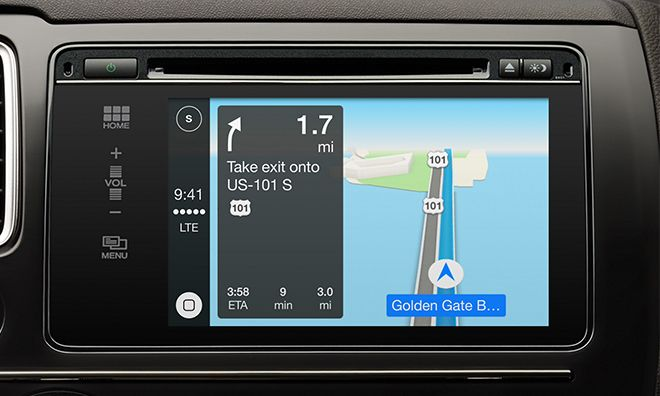 Don T Expect To Use Google Maps With Apple Carplay Iphone Apple