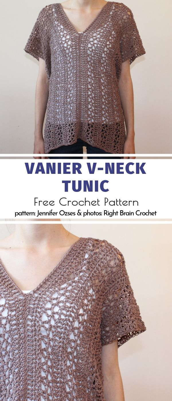 Easy Crochet Tops Free Patterns
