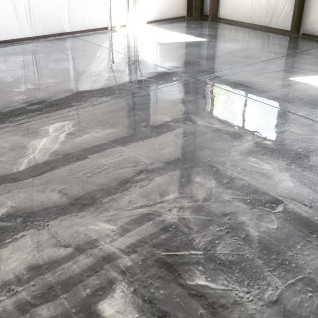 Metallic Epoxy Flooring Paint For Floor