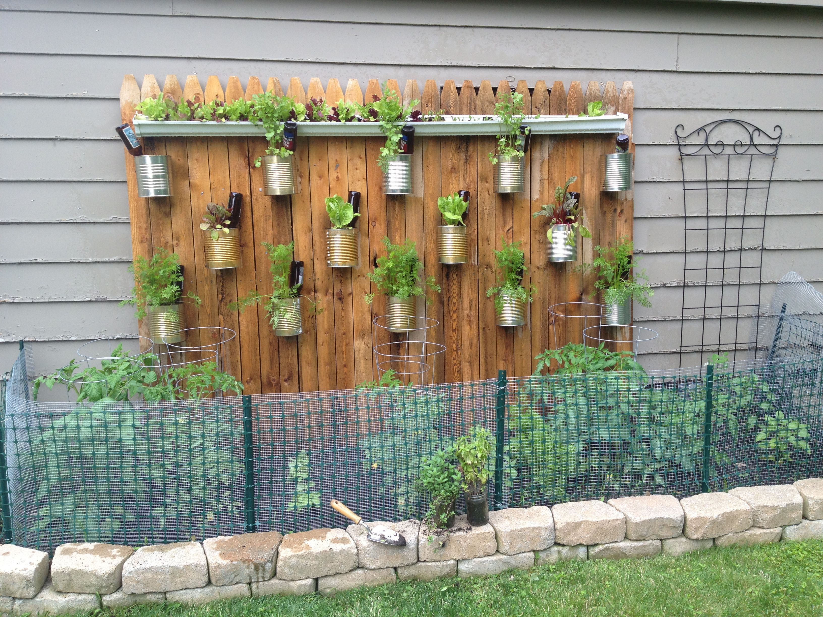 Groundhog Proof Garden Fence - Garden Inspiration