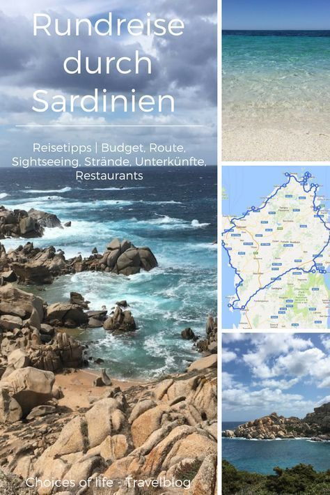 Photo of Holidays in Sardinia – travel tips for a round trip | Choices of life – travel blog
