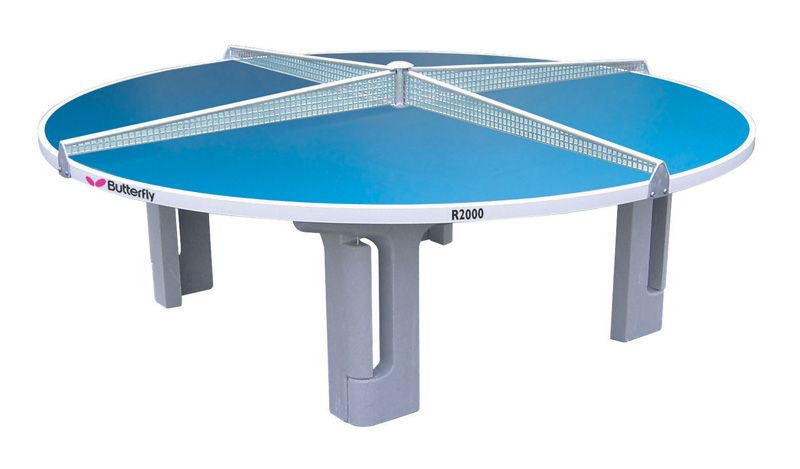 round ping pong table - google search | return to ping pong tables