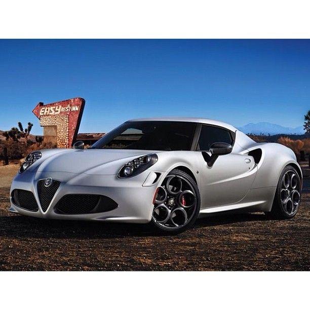 Alfa Romeo 4C!