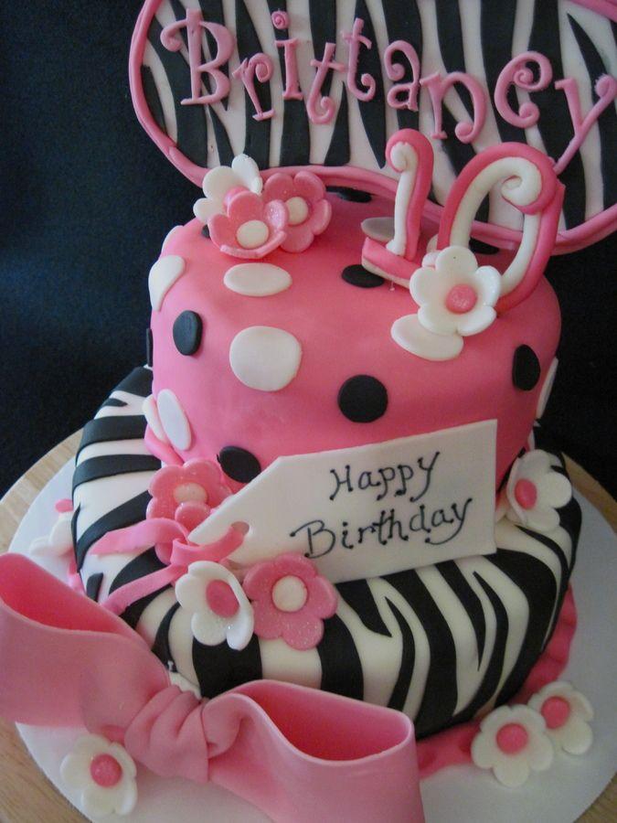 Admirable Girls Birthday Cakes Girly Girl Cake Childrens Birthday Cakes Personalised Birthday Cards Xaembasilily Jamesorg