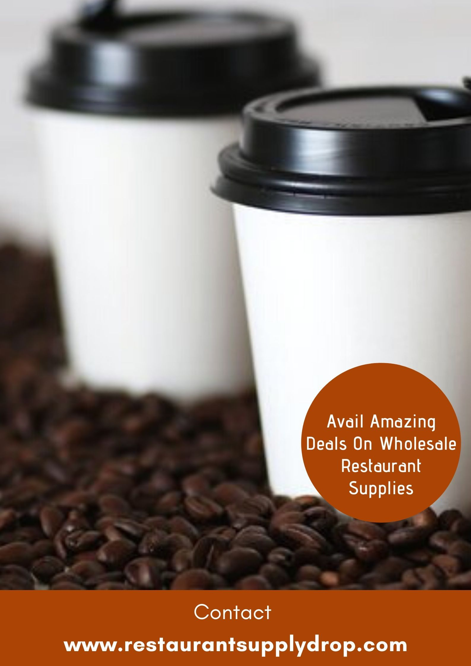 Avail Amazing Deals On Wholesale Restaurant Supplies In 2020 Catering Supplies Wholesale Restaurant Supplies Disposable Coffee Cups