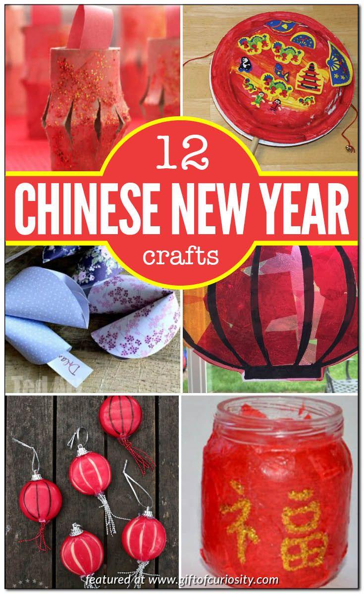 Chinese New Year Crafts Chinese New Year Crafts For Kids New Year S Crafts Chinese New Year Crafts [ 1200 x 735 Pixel ]