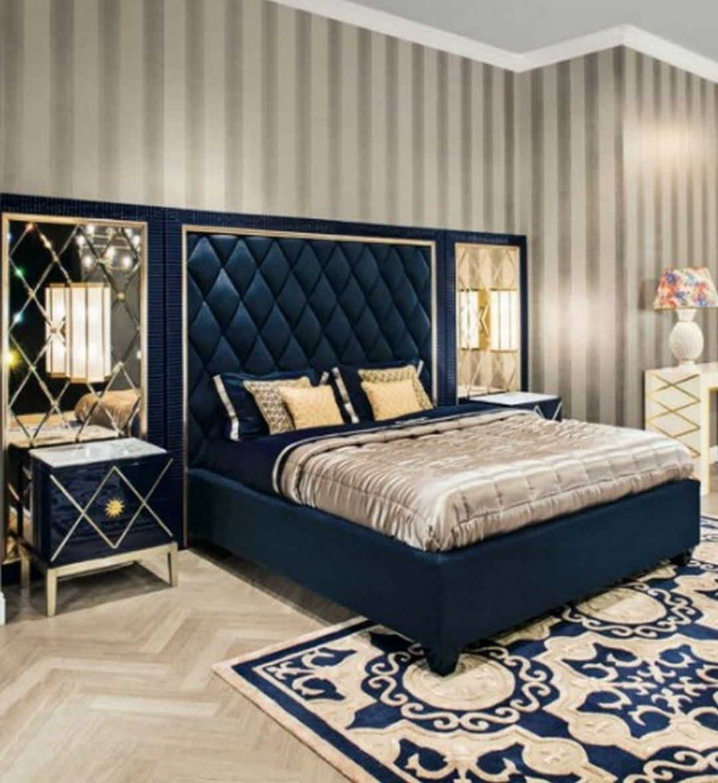 5 Inspiration Art Deco Bedroom Ideas Luxurious Bedrooms Bedroom Furniture Design Luxury Bedroom Design