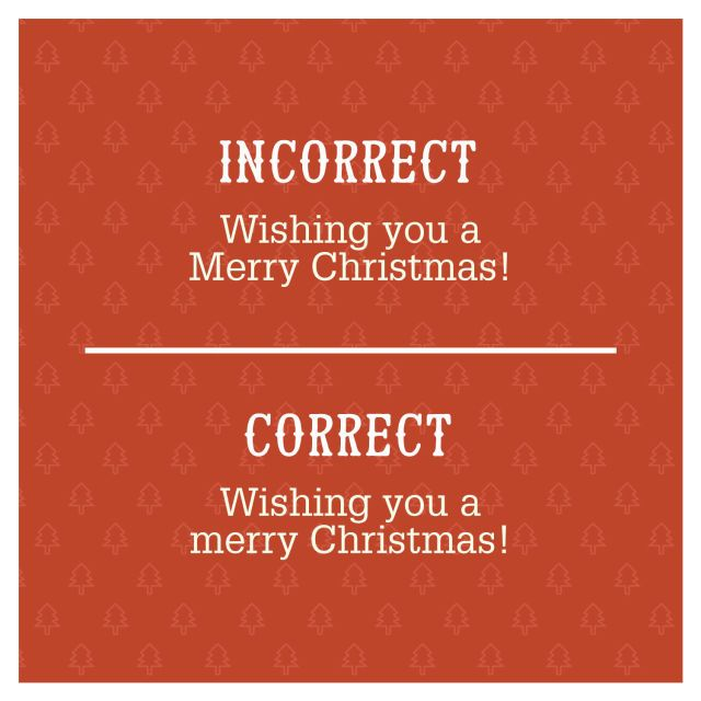 5 Common Christmas Card Grammar Mistakes You Might Be Making With