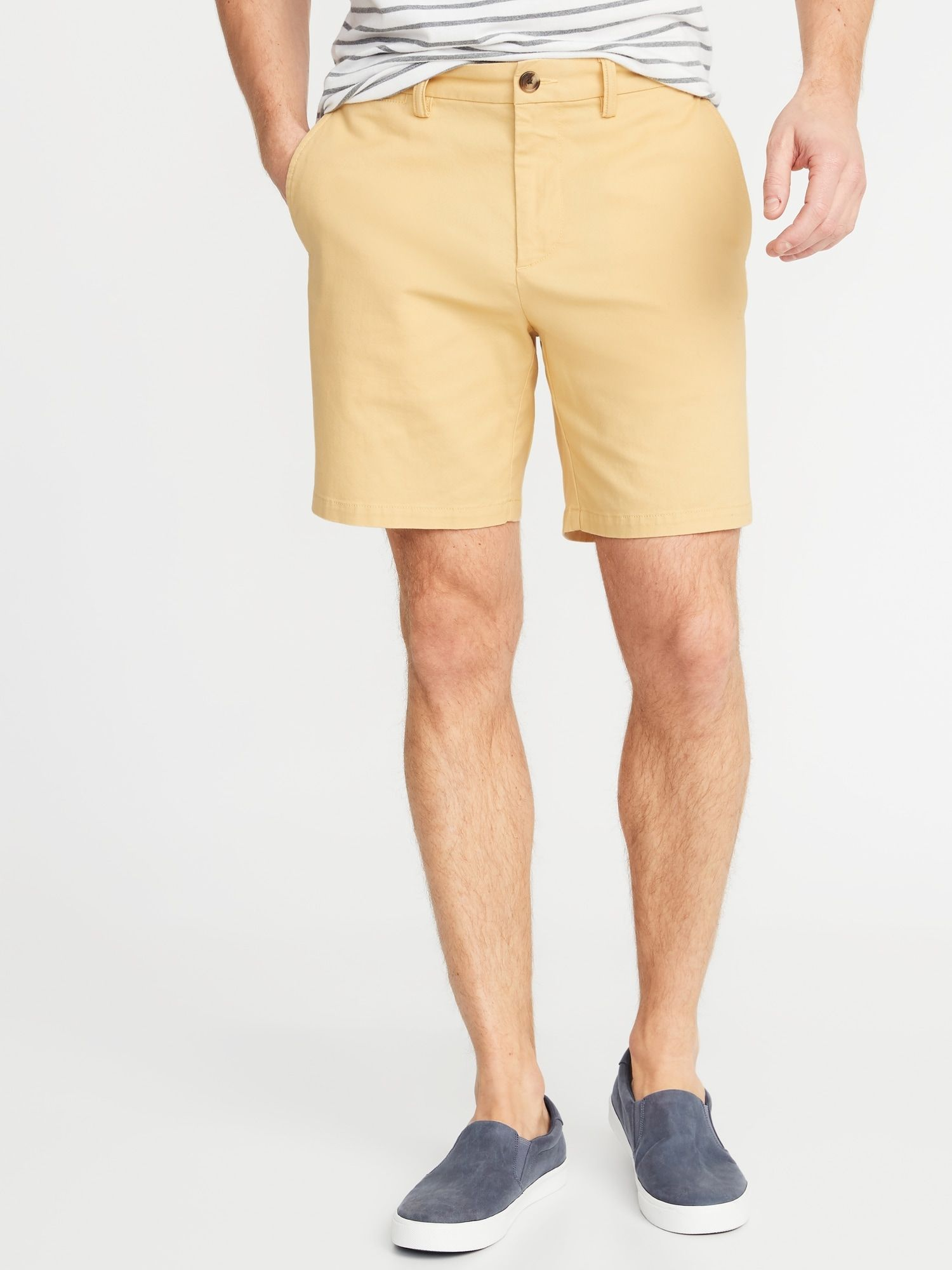 e8d4588fbc2 Ultimate Slim Built-In Flex Shorts for Men - 8-inch inseam