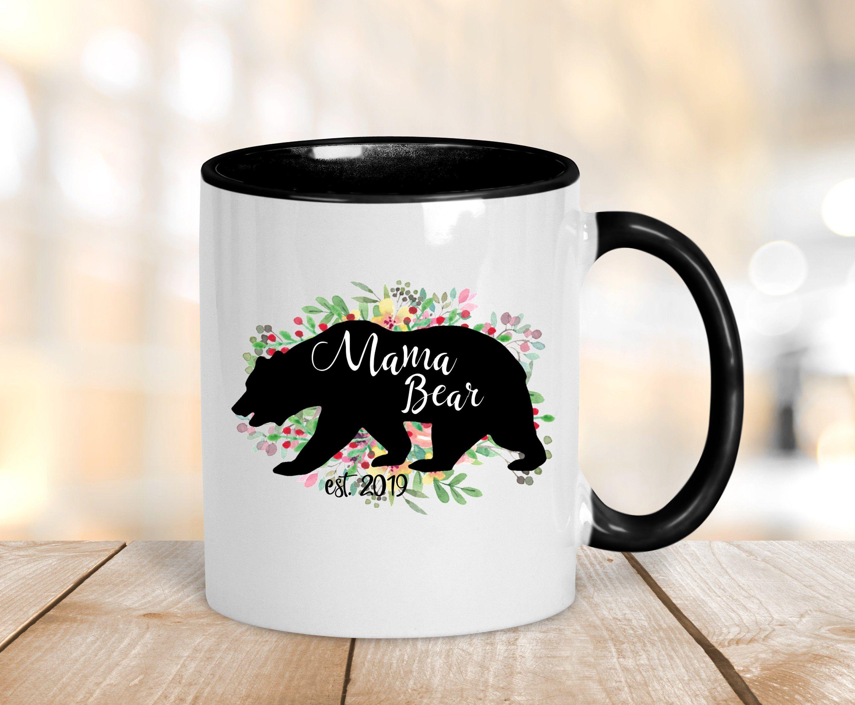 Custom mama bear mug mama bear mug gift idea for her