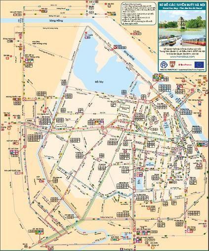 Hanoi Public Transport Management and Operation Center - Hanoi bus ...