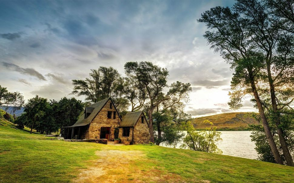 These Isolated Houses Will Make You Buy One Far Far Away Country Cottage Decor Stone House Incredible Places