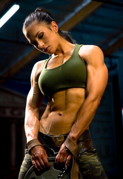 f573805a10e Pauline Nordin - The Ultimate Female Fitness Trainer