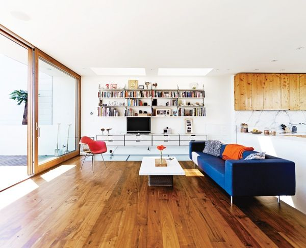 Awesome Striking Slatted Wood And Glass Home In San Francisco | Dwell
