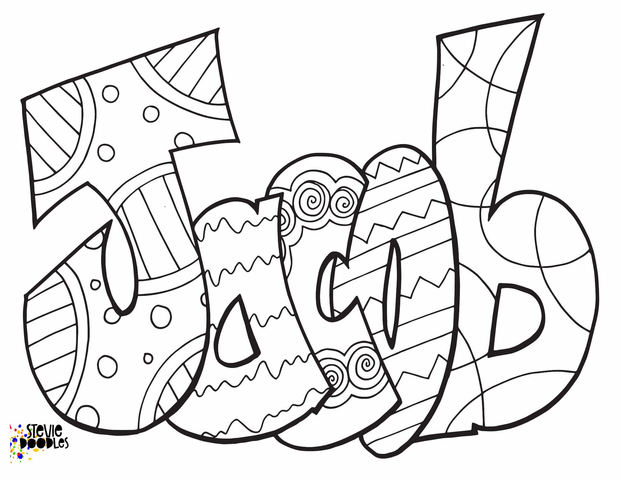 Jacob Free Coloring Page Classic Stevie Doodles Stevie Doodles Name Coloring Pages Free Coloring Pages Free Kids Coloring Pages
