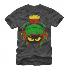 Men's - Marvin Headphones Looney Tunes T-Shirt