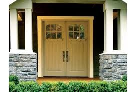 craftsman double front doors. the only thing better than a craftsman front door are double doors! doors r