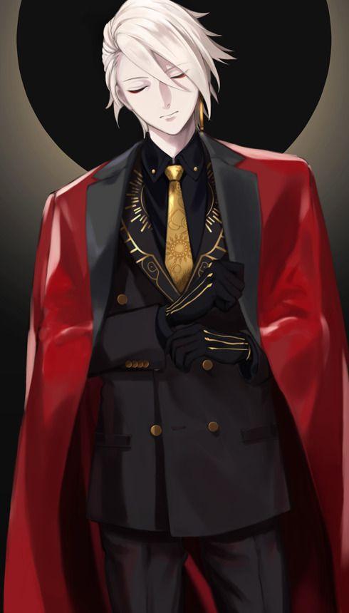Emperor Kale | Boys | Anime, Cute anime guys, Anime guys