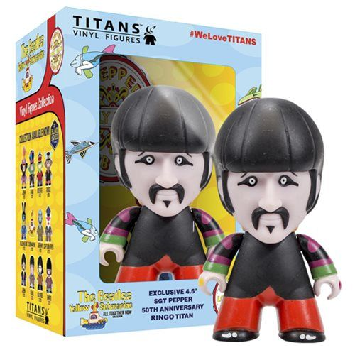 Image result for sgt pepper's titan ringo doll in box