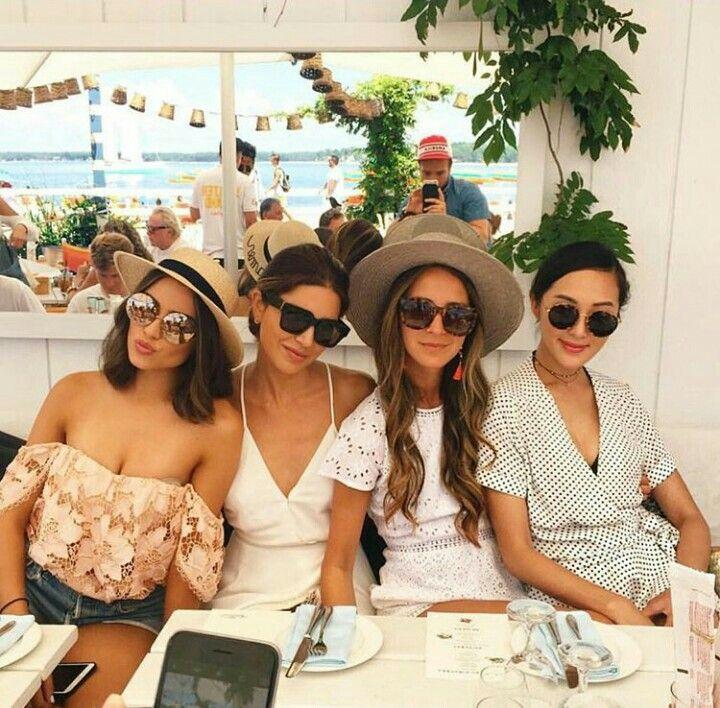 pinterest lovelydasani Summer brunch outfit